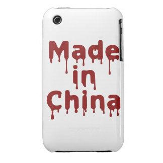 Hecho en China Funda Para iPhone 3 De Case-Mate