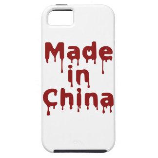 Hecho en China Funda Para iPhone SE/5/5s