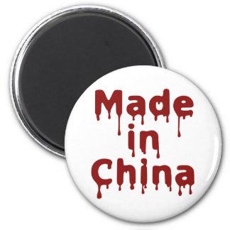 Hecho en China Imán De Nevera