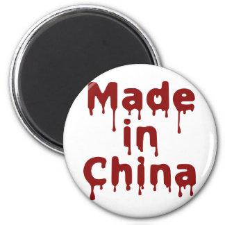 Hecho en China Imán Redondo 5 Cm