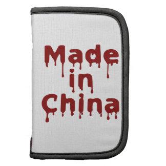 Hecho en China Organizador
