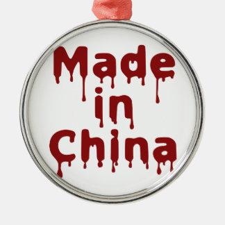 Hecho en China Ornamento De Reyes Magos