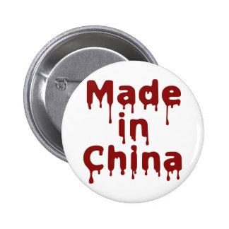 Hecho en China Pins