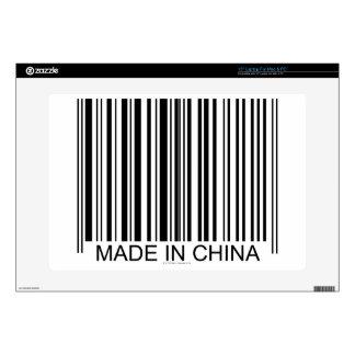 Hecho en China Portátil 38,1cm Skins
