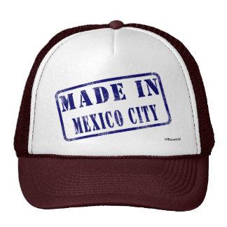Hecho en Ciudad de México Gorros