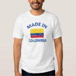 Hecho en Colombia Playera