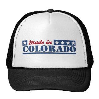 Hecho en Colorado Gorros