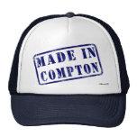 Hecho en Compton Gorros