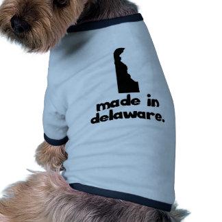 Hecho en Delaware Camisa De Perrito