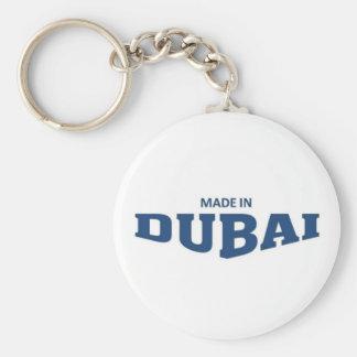 Hecho en Dubai Llavero