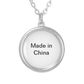 Hecho en el collar de China