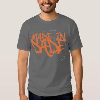Hecho en el condado de Dade 305 en las camisetas y Poleras