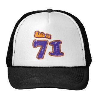 Hecho en el gorra 71