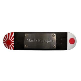 Hecho en el modelo negro de Japón Patinetas Personalizadas