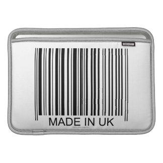 Hecho en el Reino Unido Fundas Para Macbook Air