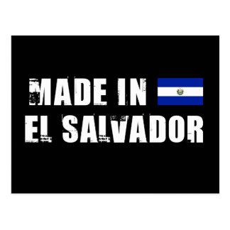 Hecho en El Salvador Postal