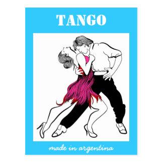 Hecho en el tango de la Argentina Postal