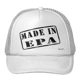 Hecho en EPA Gorros