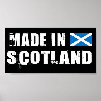 Hecho en Escocia Poster