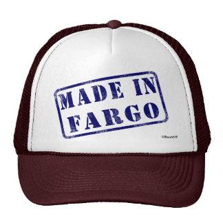 Hecho en Fargo Gorros Bordados