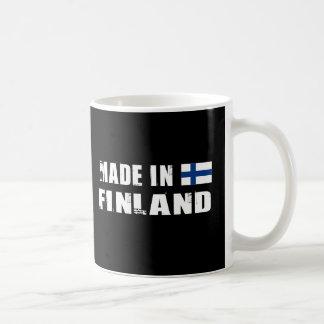 Hecho en Finlandia Taza Clásica