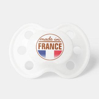"Hecho en… ""Francia "" Chupetes Para Bebés"
