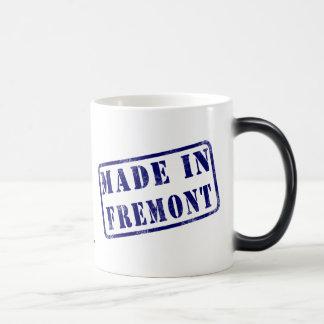 Hecho en Fremont Tazas De Café