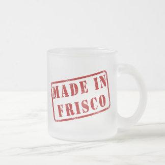 Hecho en Frisco Tazas De Café