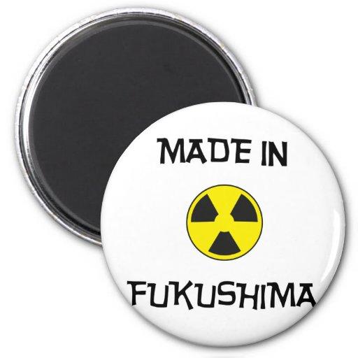 Hecho en Fukushima Imán De Frigorifico