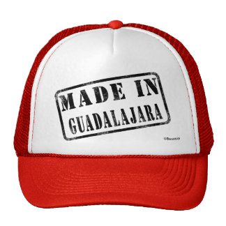 Hecho en Guadalajara Gorra