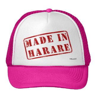 Hecho en Harare Gorros