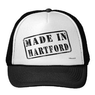 Hecho en Hartford Gorro De Camionero