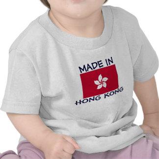 Hecho en Hong Kong Camisetas