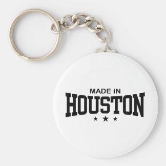 Hecho en Houston Llaveros