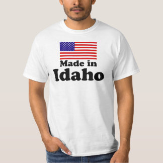 Hecho en Idaho Camisas
