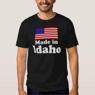 Hecho en Idaho Playera