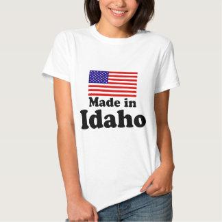 Hecho en Idaho Poleras