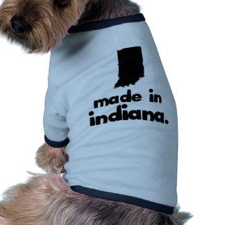 Hecho en Indiana Ropa De Mascota