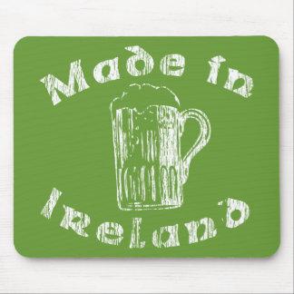 Hecho en Irlanda Alfombrilla De Ratones