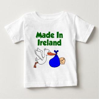 Hecho en Irlanda (muchacho) Polera
