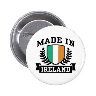 Hecho en Irlanda Pin