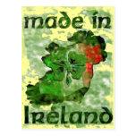 hecho en Irlanda Postal