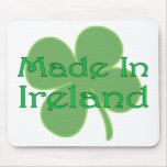 Hecho en Irlanda Tapetes De Ratón