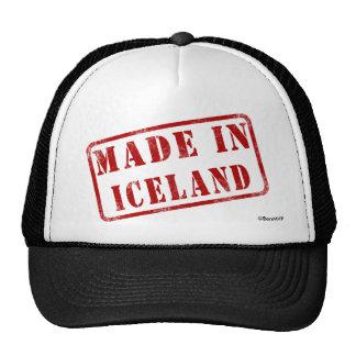 Hecho en Islandia Gorros