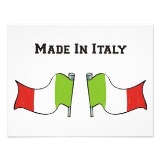 Hecho en Italia Invitación