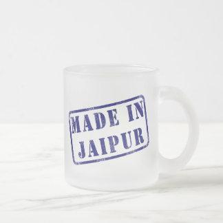 Hecho en Jaipur Taza De Cristal
