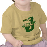 Hecho en Jamaica Camiseta