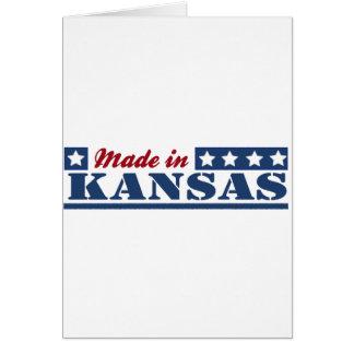Hecho en Kansas Tarjetas