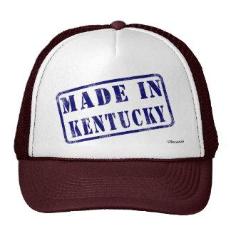 Hecho en Kentucky Gorras De Camionero