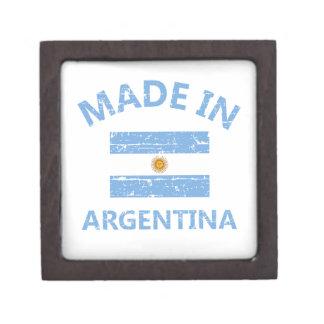 Hecho en la Argentina Caja De Joyas De Calidad